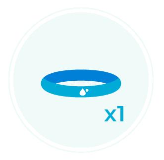 Splash Pad Wristband- Playland Admission