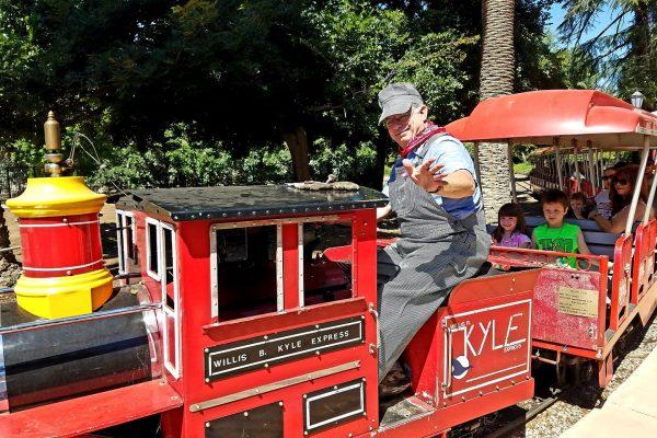 Kyle B. Express Train - 2018
