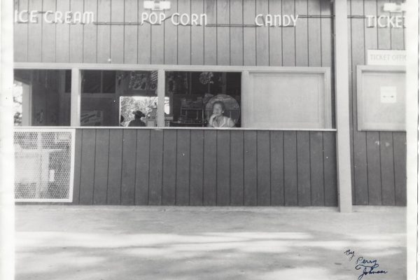 Storyland Playland Concession Stand 1950s